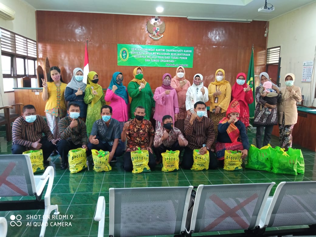 Peringatan Hari Kartini dilingkungan Pengadilan Negeri Sukoharjo