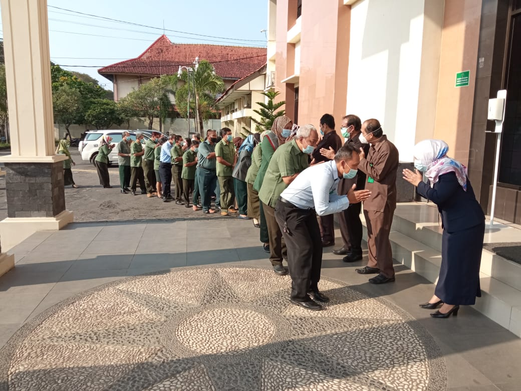 Halal Bihalal Pengadilan Negeri Sukoharjo